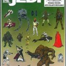 1997 STAR WARS Return of the Jedi Reusable Sticket Set