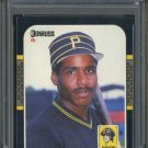 1987 Donruss #361 BARRY BONDS RC PSA 10 Pirates