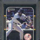 1987 Donruss #277 Mike Easler Card PSA 10 Yankees
