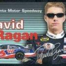 2007 DAVID RAGAN Roush Racing NASCAR Collector Card