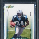 2006 Score DeANGELO WILLIAMS RC BGS 9.5 Panthers