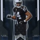 2007 Leaf Limited JERRY PORTER GU Jersey Card 062/100