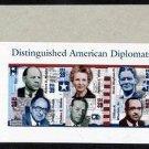 2006 39¢ Distinguished American Diplomats Sheet US 4076