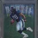 1998 Topps Finest #141 FRED TAYLOR RC PSA 10 Jaguars