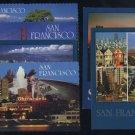 70s-80s San Francisco, California Photo Postcard Lot