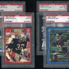 Raiders/Chiefs MARCUS ALLEN PSA Graded Card Lot