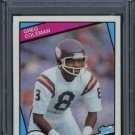 1984 Topps #290 Greg Coleman Card PSA 9 Vikings