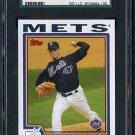 2004 Topps #13 TOM GLAVINE SGC 98 (PSA 10) Mets