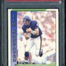 1991 Pacific #49 JIM HARBAUGH PSA Gem 10 Chicago Bears