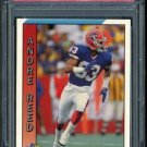 1991 Pacific #27 ANDRE REED PSA Gem 10 Buffalo Bills