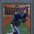 1997 Finest #242 ANTOWAIN SMITH RC PSA 10 Buffalo Bills