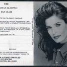 Days of Our Life KRISTIAN ALFONSO Signed Photo/Postcard