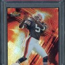 2001 Finest #112 QUINCY MORGAN RC PSA 10 Browns