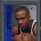 1996 SP #137 STEPHON MARBURY RC PSA 10 Timberwolves