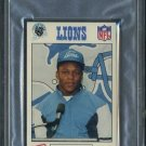 1989 Lions Police BARRY SANDERS Rookie Card PSA 10 RC