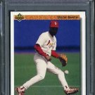 1992 Upper Deck #716 OZZIE SMITH Card PSA 10 Cardinals