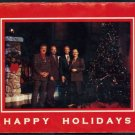 Country Music Band STATLER BROTHERS Christmas Card