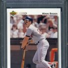 1992 Upper Deck #443 WADE BOGGS Card PSA 10 Red Sox HOF