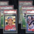 PSA Graded Baseball Card Lot; Nolan Ryan+