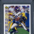 1993 Upper Deck #137 CRIS CARTER Card PSA 10 Vikings