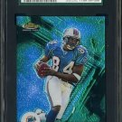 2001 Finest #123 CHRIS CHAMBERS RC SGC 98 #'D/1000