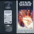 Star Wars Special Edition VHS 1997 SE Widescreen