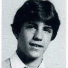 MLB Pitcher MIKE MUSSINA 1984 High School Yearbook