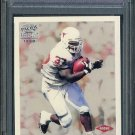 1999 Pacific Paramount #154 RICKY WILLIAMS RC PSA 10