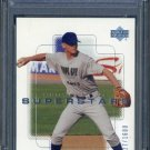 2000 UD Pros & Prospects 134 JACE BREWER RC PSA 10 Rays