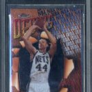 1997 Finest #102 KEITH VAN HORN RC BGS 9.5 Nets