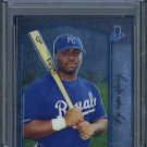2000 Bowman Chrome #230 KEN HARVEY Card PSA 10 Royals