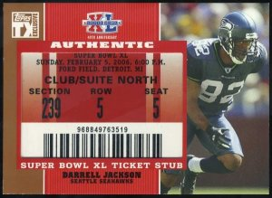 Find great deals on eBay for super bowl ticket stub. Shop with confidence.