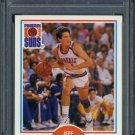 1990 Fleer #147 JEFF HORNACEK Card Graded PSA 10 Suns
