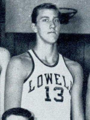 NBA Warriors TOM MESCHERY's High School Yearbook
