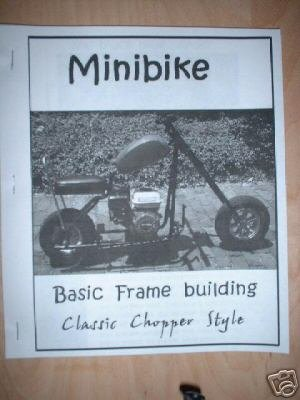 Mini Bike Frame Welding Building Guide