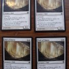 4x Wall of Omens, RoE, NM Magic the Gathering