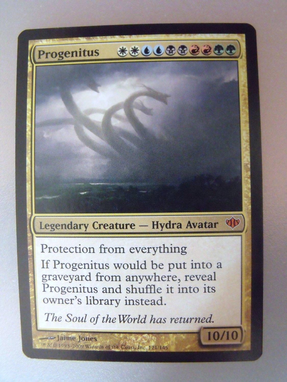 Progenitus, Conflux, NM Magic the Gathering