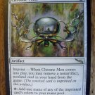 Chrome Mox, Mirrodin, VG Magic the Gathering