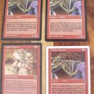 4x Goblin Matron, Portal, NM Magic the Gathering
