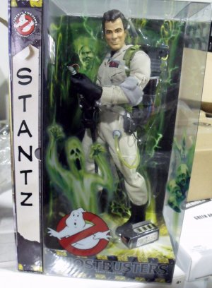 """Ray Stanz 12"""" Collectors Figure, Ghostbusters"""