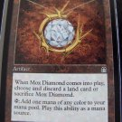 Mox Diamond, Stronghold, VF Magic the Gathering