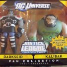 Darkseid & Kalibak, Justice League Unlimitied