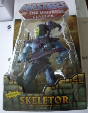 Skeletor, Maters of the Universe Classics, NIB!