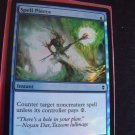 FOIL Spell Pierce, Zendikar, NM  Magic the Gathering
