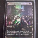 FOIL Promo Zombie Apocalypse, NM  Magic the Gathering