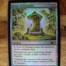 FOIL Door of Destinies, M14, NM  Magic the Gathering