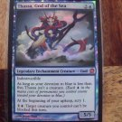 FOIL Thassa, God of the Sea, Theros, NM  Magic the Gathering