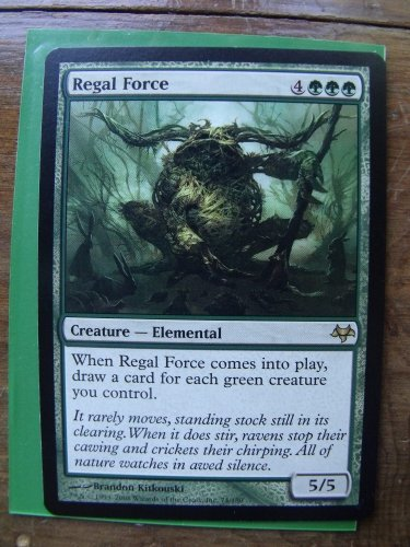 Regal Force, Eventide, NM     Magic the Gathering