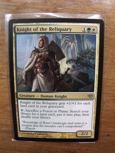 Knight of the Reliquary, Conflux, NM       Magic the Gathering