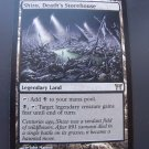 Shizo, Death's Storehouse, Champions of Kamigawa, NM  Magic the Gathering